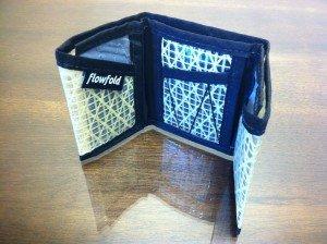 Flowfold Cat's Cradle Trifold Wallet Review