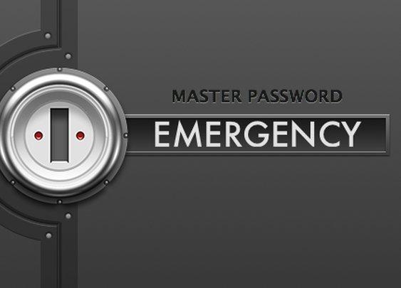The 1Password Emergency Kit