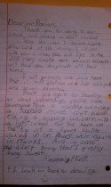 The Most Insane Letter Ever Written By A Child To A TV Weatherman | Happy Place