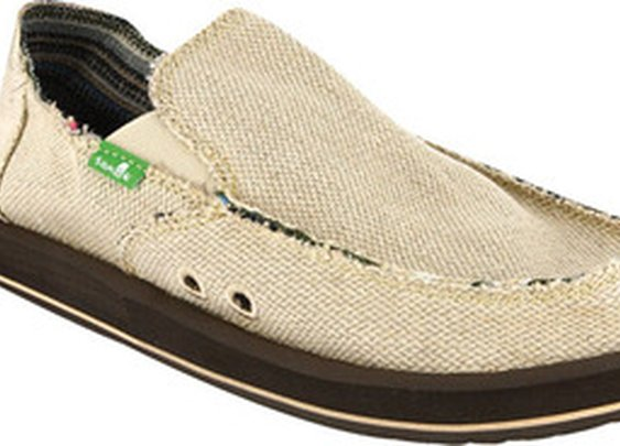 Sanuk Hemp - Sanuk Mens Sidewalk Surfers