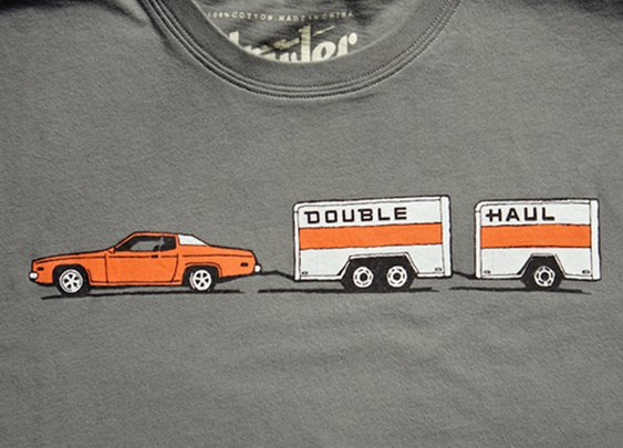 Howler Brothers » Double Haul T-Shirt