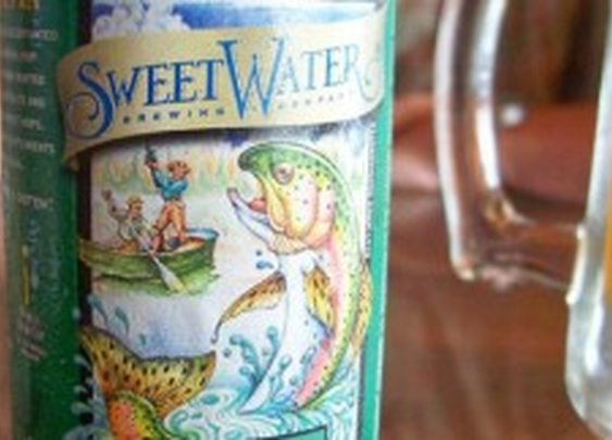 Spring Time Is Perfect for a SweetWater Brewery Visit | The Trot Line