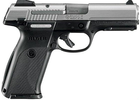 Ruger® SR9® Centerfire Pistol Models