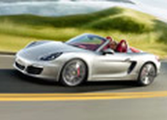 Gallery & Downloads - The new Boxster S - All Boxster Models - Dr. Ing. h.c. F. Porsche AG