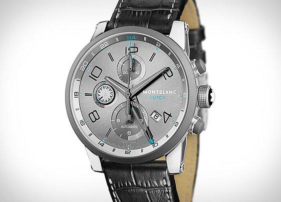Montblanc TimeWalker ChronoVoyager UTC Watch   Uncrate