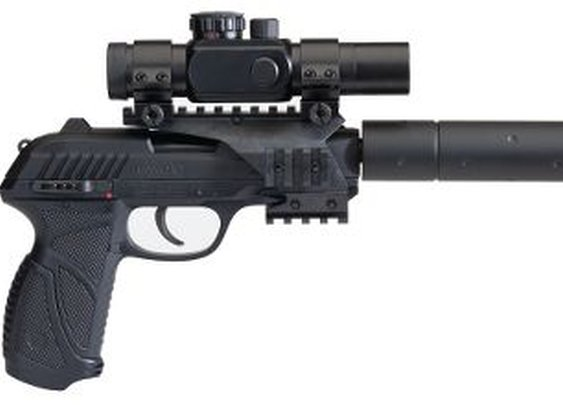 Gamo PT-85 Blowback Tactical C02-Powered Air Pistol