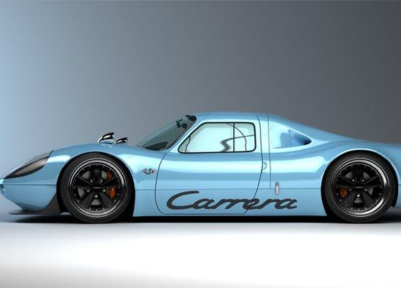 I want: Porsche P/904 Carrera
