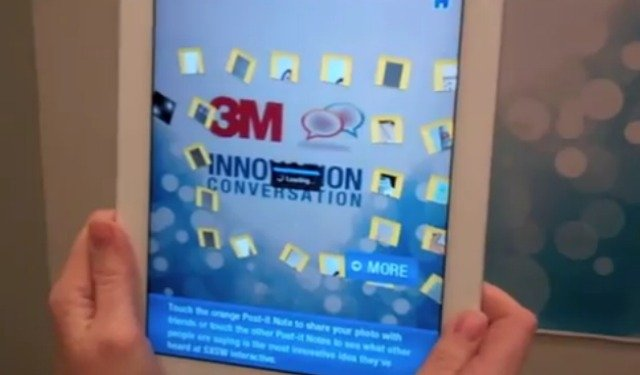 App Lets You Pin Virtual Post-It Notes to a Real Wall [VIDEO]