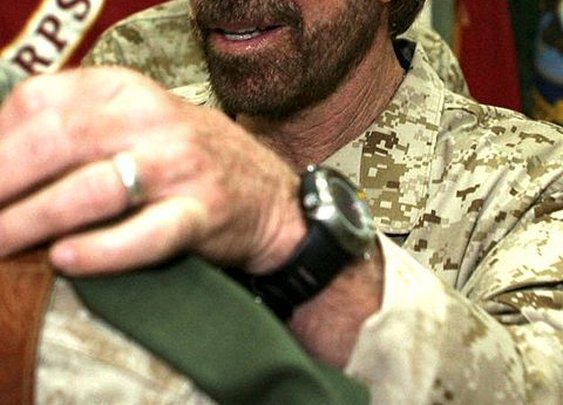 Ready for Some Real Chuck Norris Facts?