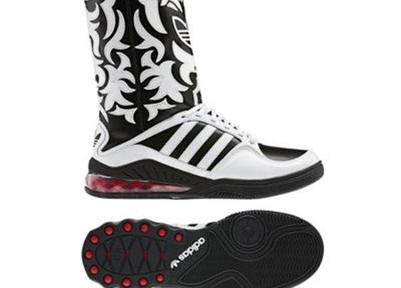 adidas Jeremy Scott MEGA Soft Cell Boots