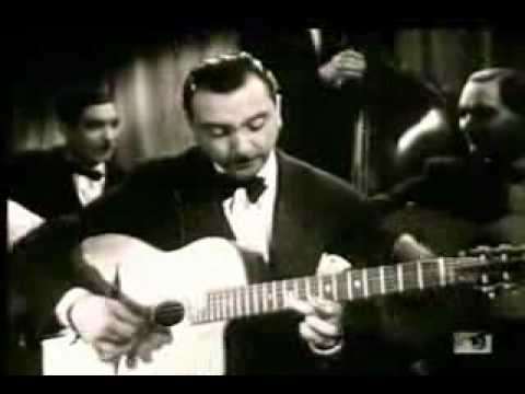 Django Reinhardt J'attendrai Swing      - YouTube