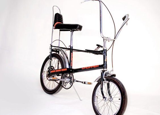 The 1970's Raleigh Chopper