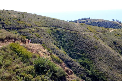 Solstice Canyon Hike in Malibu