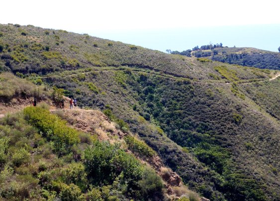 Solstice Canyon Hike in Malibu