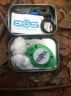 EOS compact survival kits. 22 items 1.5 ounces