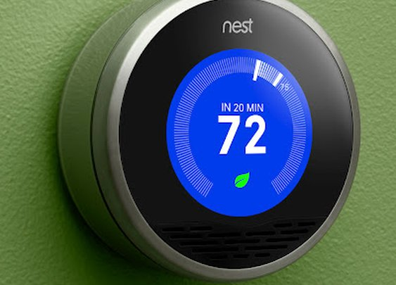 Nest Enrgy Saving Thermostat
