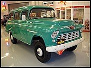 At auction: 1955 Chevrolet Suburban | Hemmings Daily
