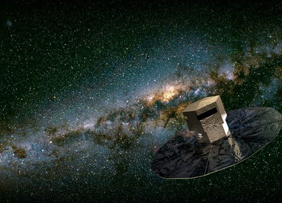 Mapping the Milky Way with a Billion-Pixel Camera