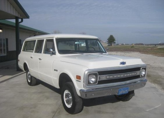 1969 Chevrolet Suburban | Hemmings Daily