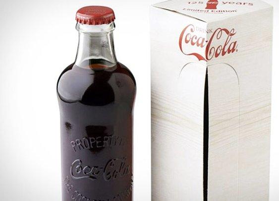 Coca-Cola 'Hutchinson' Evolution Bottle