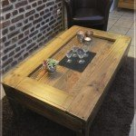 Coffee-Table from Pallets