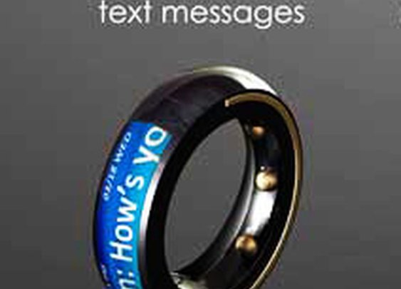 Bluetooth Ring/ SO AWESOME