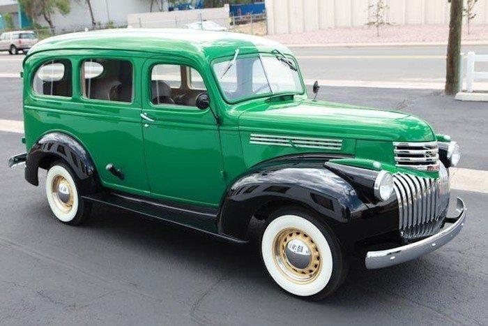 1946 Chevrolet Suburban | Hemmings Daily