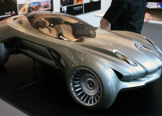 Mercedes Future 2040 Model