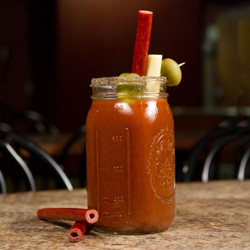 Bloody Mary Beef Jerky Straws | Incredible Things