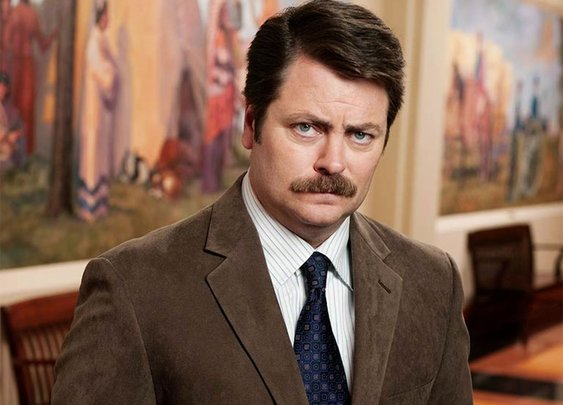 Ron Swanson | Perfect Man