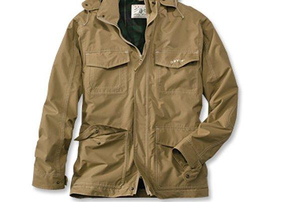 Forester's Rain Jacket -- Orvis