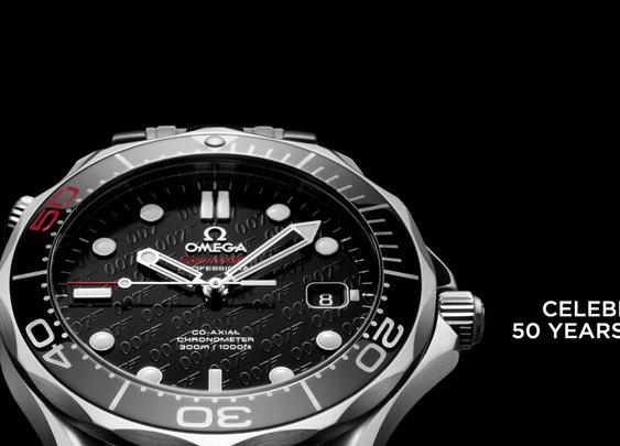 OMEGA Watches: Seamaster 300 m chronometer