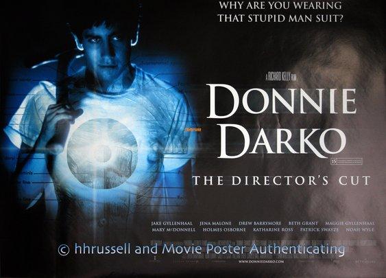 Donnie Darko Directors Cut