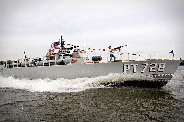 Patrol Torpedo Boat for sale: $1 million