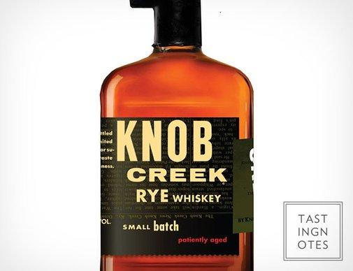 Tasting Notes: Knob Creek Rye Whiskey | Gear Patrol