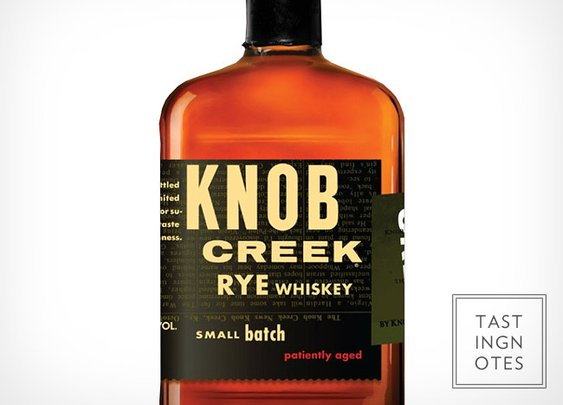 Tasting Notes: Knob Creek Rye Whiskey | Gear Patrol
