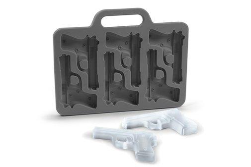 Pistol Ice Tray