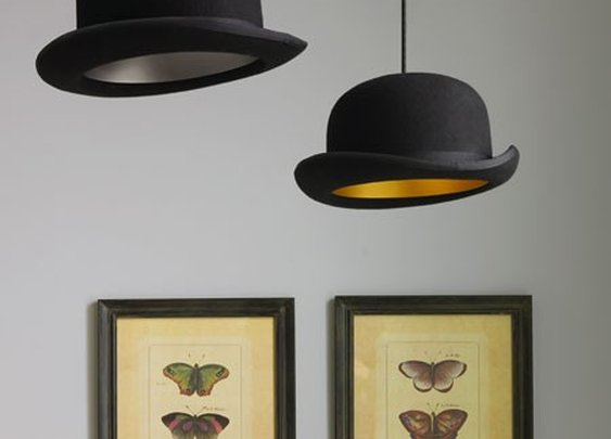 ➳ Jeeves & Wooster's Pendant Lights