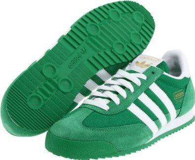 : adidas originali uomini drago w retrò: scarpe da ginnastica