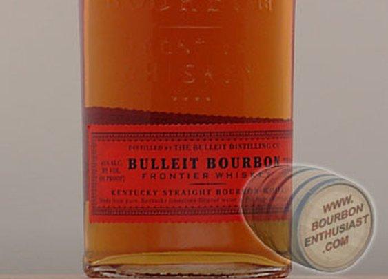 Today's Drink - Bulleit Frontier