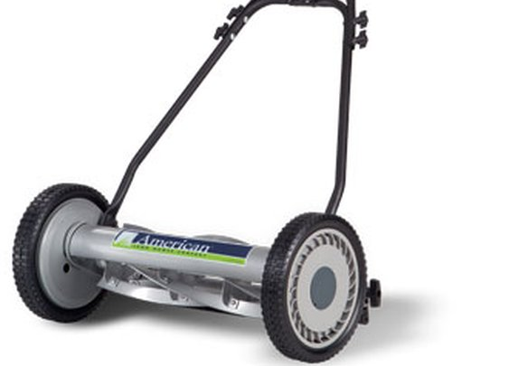 American Reel Lawnmower