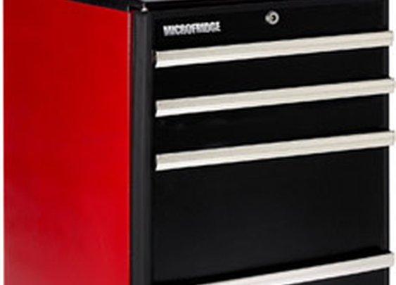 Craftworks Toolbox Garage Refrigerator | GearCulture