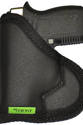 Sticky Holsters - Redefining Concealment