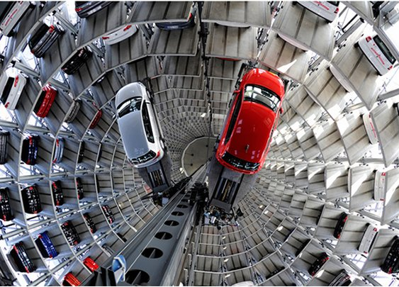VOLKSWAGEN CAR TOWER