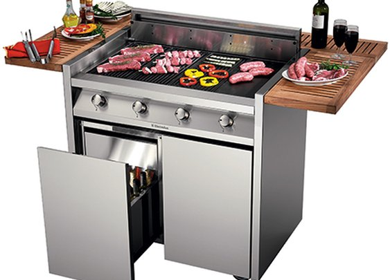 Electrolux Barbecue Island EGL9000X | GearCulture