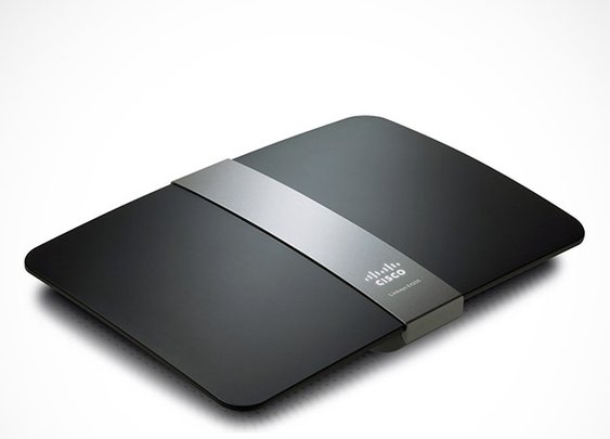 Cisco Linksys Dual-Band N900 Wireless Router | GearCulture