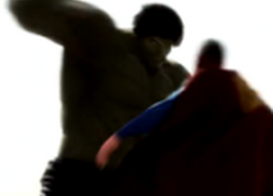 Awesome CG Fan Film Pits Superman Against the Hulk