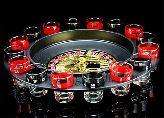 Drinking Roulette Set | GearCulture