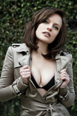 The Things That Excite Me - Elisabeth Moss