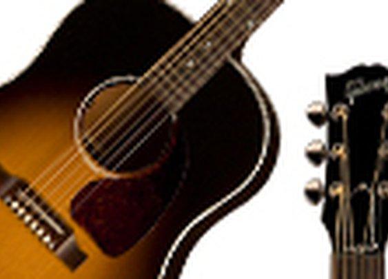 Gibson.com: Gibson J-45 Standard